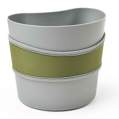 Large Moss Green Hip-Trug by Burgon & Ball