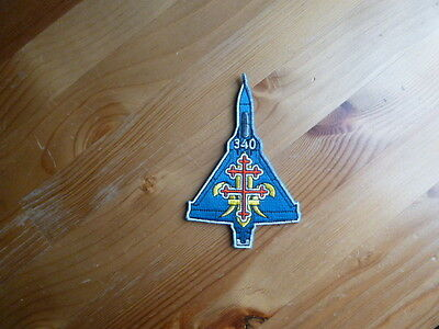 Mirage 2000 EC 2/5 Patch 340 SPA Escadron Chasse Officiel armée air Silhouette