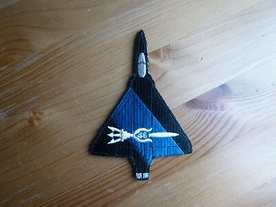 Mirage 2000 Trident Patch SPA EC 2/5 Escadron Chasse Officiel armée air France