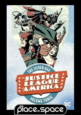 Justice League Of America The Silver Age Vol 03 - Softcover