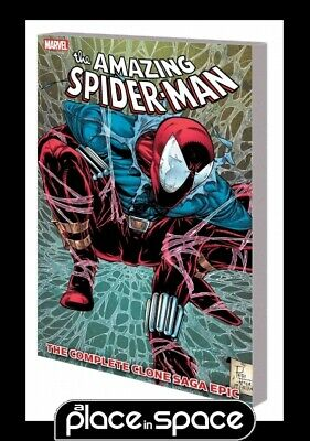 Spider-Man Complete Clone Saga Epic Vol 03 New Ptg - Softcover