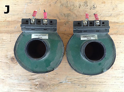 GE 139C4970627 300A Current Transformer -Lot of 2