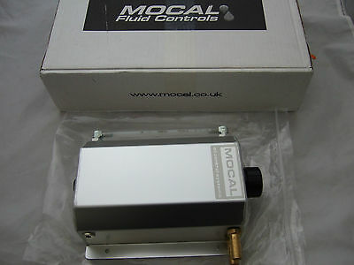 Mocal Alloy Oil Catch Breather Tank 2 Litre Capacity CT2