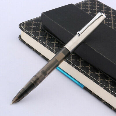 JINHAO 51-A classic plastic Stainless steel gift STUDENT Nib Fountain Pen