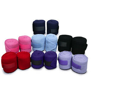 SHIRES ELICO TRAVEL / STABLE/ POLO BANDAGES Colours FREE DELIVERY