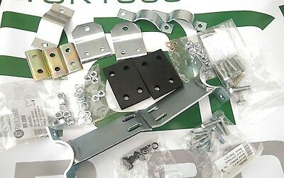 Land Rover Series 3, Exhaust Fitting Kit, Swb, Rhd Models, Br2340, 239717