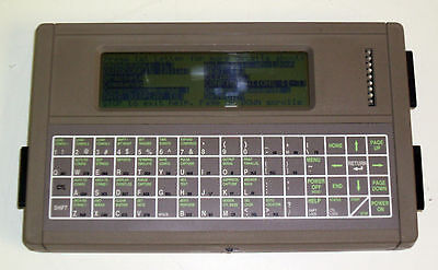 Benedict Computer DLM250 Serial RS232 Protocol Analyzer - Sync/Async, 8 line LCD
