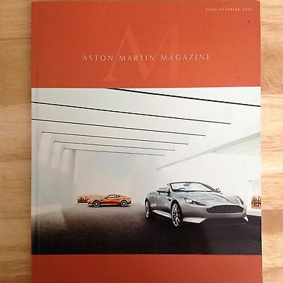 Aston Martin The Official Magazine Issue 14 Spring 2011