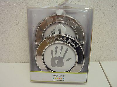 Magic Years Babys Hand & Foot Print Kit