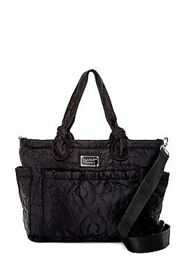Marc by Marc Jacobs Eliz-A Baby Nylon Tote Black New With Tags