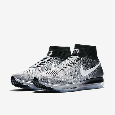 best choice classic styles good service NEW WOMENS NIKE Zoom All Out Flyknit Sneakers 845361 003 ...