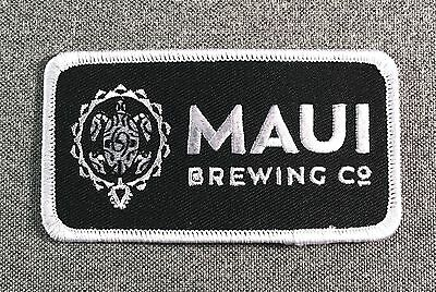 MAUI BREWING Co Patch 4in Brewery iron on si