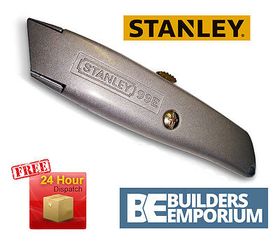 Original Stanley 99E Classic Retractable Trimming KNIFE HANDLE ONLY