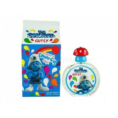 The Smurfs Gutsy Eau De Toilette 50ml Spray