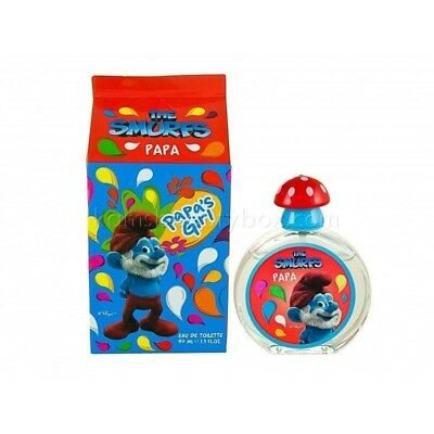 The Smurfs Papa Eau de Toilette 50ml Spray