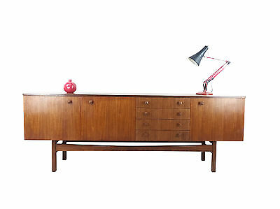 Teak Sideboard Danish Influence Mid Century Retro Unit Cabinet Vintage Antique