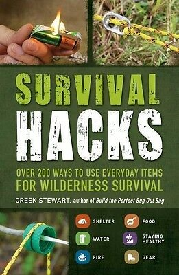 Survival Hacks Creek Stewart