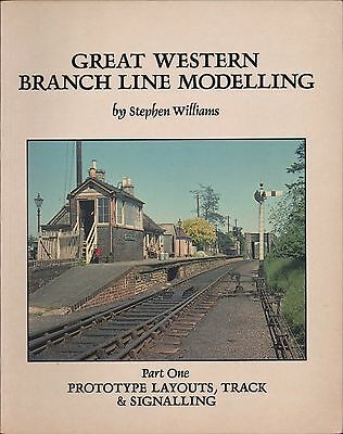 Great Western Branch Line Modelling 1 Prototype Layouts Track Signalling c6.930
