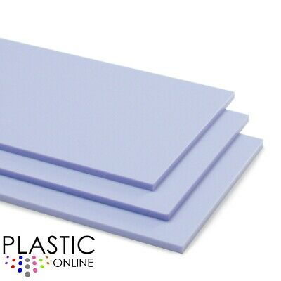 Parma Violet Purple Pastel Perspex Acrylic Sheet Plastic Panel Cut to Size
