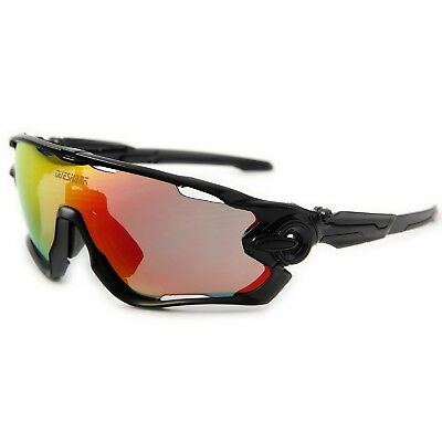 Cycling Sunglasses Photochromic Sports Bike Glasses Protective UV400 Running