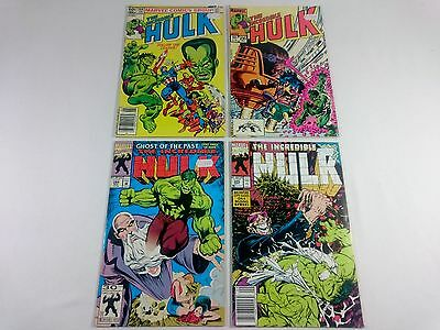 MARVEL COMICS - The Incredible Hulk no 284 290 385 399 - 1980s 1990s