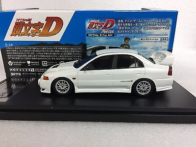 1/43 MD43215 MODELER'S INITIAL D MITSUBISHI LANCER EVOLUTION IV model car