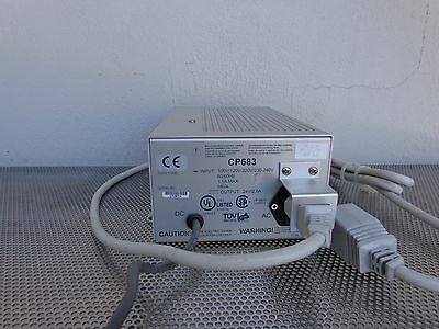 Checkpoint Anti Theft Detector Retail CP683 Security System Worldwide 224 Module