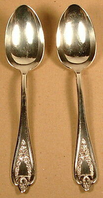 Old Colony 1847 Rogers Bros Silverplate 2 Tablespoons 1911