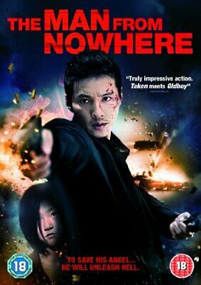 The Man From Nowhere [DVD] - DVD  8EVG The Cheap Fast Free Post