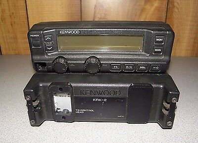 Kenwood TK-730 VHF Mobile Radio with Remote Control Head