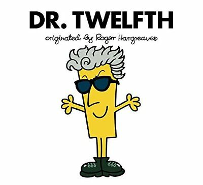 Doctor Who: Dr. Twelfth (Roger Hargreaves) by Adam Hargreaves New Paperback Book