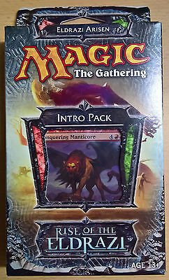 Magic the Gathering - Intro Pack Rise of the Eldrazi - Arisen (Mint, Sealed)