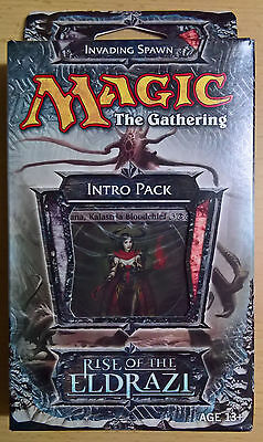 Magic the Gathering - Intro Pack Rise of the Eldrazi - Invading Spawn (Mint)