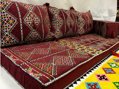 orientalische sitzecke kilim sitzkissen orientalisches sofa orientalische couch eur 299 90. Black Bedroom Furniture Sets. Home Design Ideas