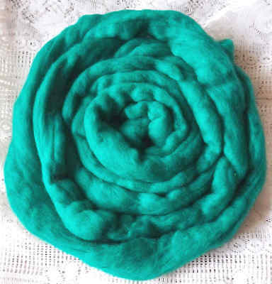 Wool Tops Roving for Felting approx 100 grams