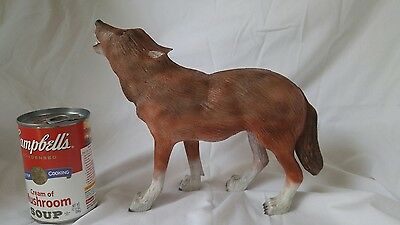 Hand Carved Coyote