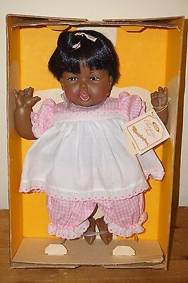 "RARE Ideal THUMBELINA African American 18"" Doll Beautiful!! Read Auction! NO BOX"