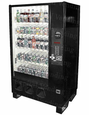 long stabilizers 5591 Dixie Narco Glass front Vending Machines Nine Set of 9