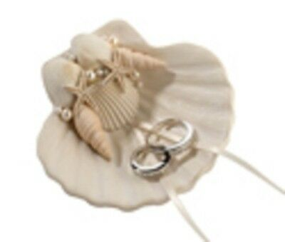 Lillian Rose Sea Shell Alternative Ring Holder