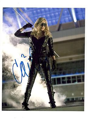 Caity Lotz Authentic Signed Autograph Ottawa Comiccon 2016  Arrow Legends Of Tom