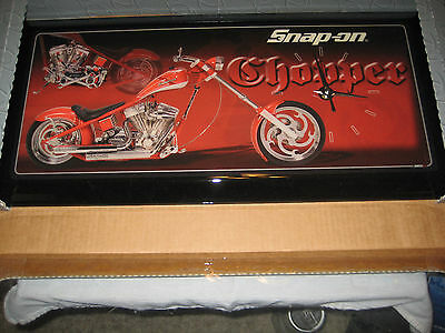 Snap On Clock Orange County Choppers