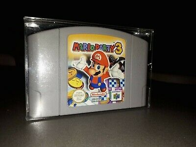 10 x N64 Cartridge Game Cases / Protective Cases