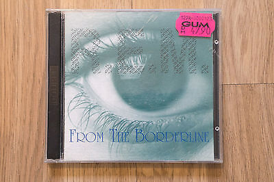 R.E.M. - live from the borderline  2CD 1991 (bingo hand job )