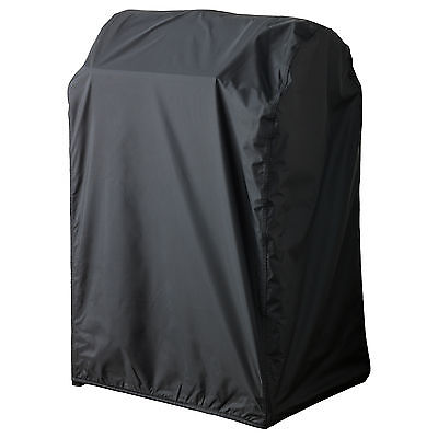 IKEA TOSTERO Black Waterproof Barbecue BBQ Cover (75x52cm)