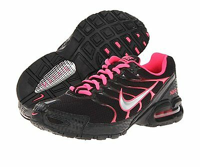 d260ca9fc5 343851 006 NIKE AIR MAX TORCH 4 Women's Shoes Black/Pink Size 7 Med New