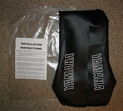 1983 - 1990 Yamaha Srv 540 With Logos Replacement Vinyl Seat Cover