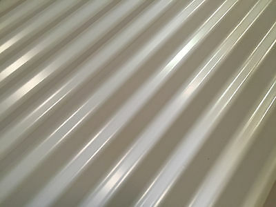 Roofing sheet Fencing corrugated $7mt cost per meter-one colour/finsih