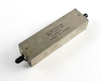 K&L 8B53-19.50/3.0-0/0 Bandpass Filter - 8 Section, 3 MHz BW, 19.50 MHz Center