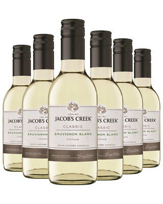 Jacob's Creek Sauvignon Blanc 187ml x 6