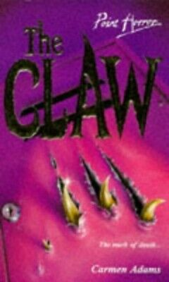 The Claw (Point Horror) by Adams, Carmen Paperback Book The Cheap Fast Free Post